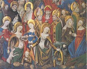 La Toussaint - fête de tous les saints